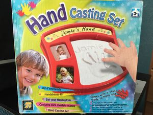 Hand Casting Set for Sale in Cleveland, OH