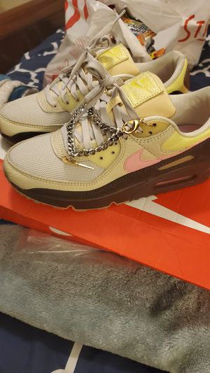 Air max 90 cuban links for Sale in Ontario, CA