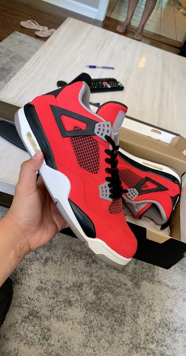 Jordan toro 4s