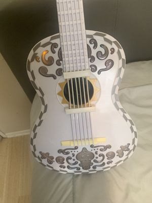 Guitar from movie Coco for Sale in Riverside, CA