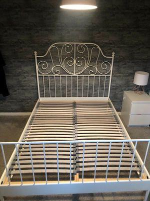 Full (double) size Lerivik bed frame for Sale in Upper Marlboro, MD