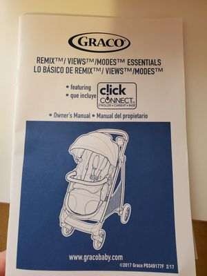 Graco Car seat Stroller & Base for Sale in Moody, TX