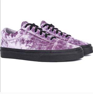 Old Skool Velvet Sea Fog Purple Vans for Sale in Callaway, FL