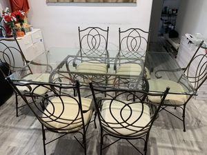 Dining table set for Sale in Opa-locka, FL