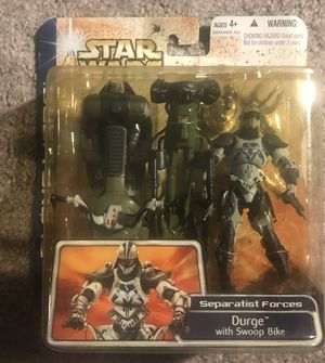 Durge with Bike mint action figure for Sale in Fullerton, CA
