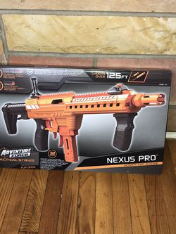 [[ Adventure Force Tactical Strike Nexus Pro Ultimate Dart Blaster - IN HAND ]] for Sale in French Creek,  WV
