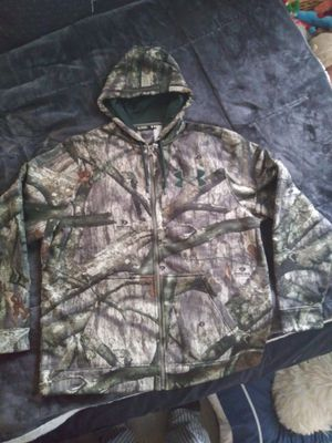 Under Armour Coldgear Caliber Hoodie XL for Sale in Paw Paw, MI