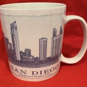 Collectible Starbucks Coffee Mug - San Diego for Sale in Stevenson Ranch, CA