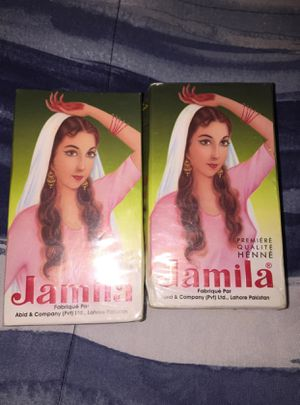 Jamila henna (lot of 2) for Sale in Philadelphia, PA