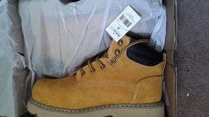 Work boots steeltoe for Sale in Columbus, OH