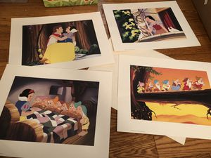Snow White lithographs for Sale in Purcellville, VA