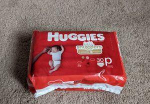 Free Huggies Premie diapers for Sale in Aurora, CO
