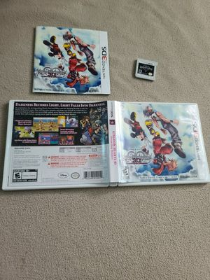 Kingdom Hearts 3D Dream Drop Distance for the Nintendo 3DS for Sale in Hillsboro, OR