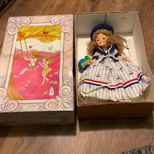 antique Disney Small World Porcelain Doll for Sale in Ocoee, FL