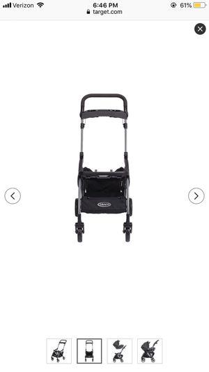 Graco Car Seat Base Stroller for Sale in Arlington, VA
