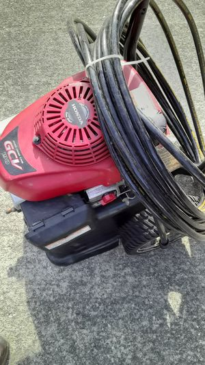 Honda gcv presure washer for Sale in Hayward, CA