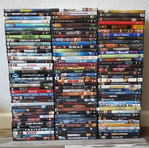 134 DVD's for Sale in Sacramento, CA
