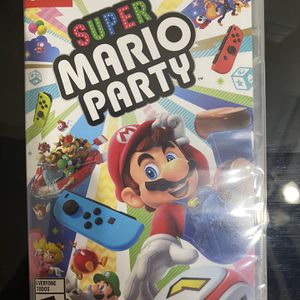 Super Mario Party For The Nintendo Switch for Sale in Houston, TX
