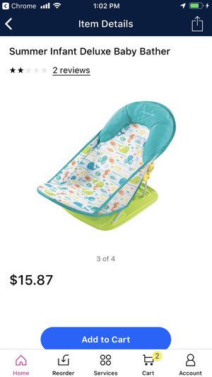 Baby bath seat for Sale in McLean, VA
