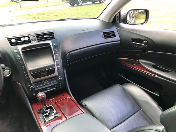 2007 Lexus GS 350. 70,000