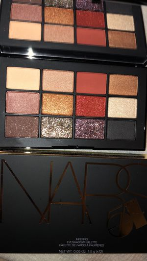 Nars inferno limited edition palette for Sale in Bonney Lake, WA
