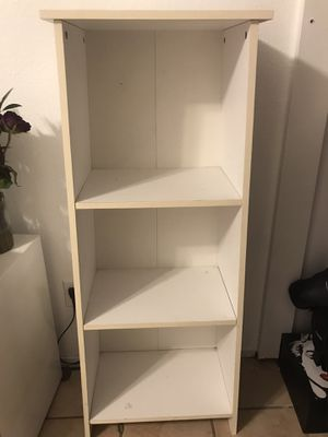 White shelf/bookcase for Sale in Phoenix, AZ
