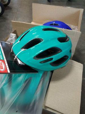 Brand new $10 each Bell bicycle helmet Sports Quest Adjustable Vented Unisex Men Women Adult Bike scooter Helmet safety helmet bike gear Ages 14 plus for Sale in Pico Rivera, CA