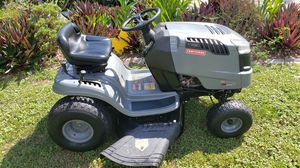 Craftsman riding lawn mower for Sale in Sorrento, FL
