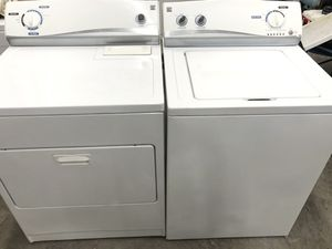 Kenmore Matching Washer and Dryer Set that CAN be delivered and hooked up for Sale in Clarksville, TN