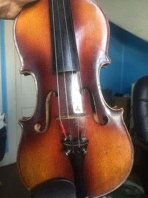 Stradivarius copy 3/4 very good violin for Sale in Danbury, CT