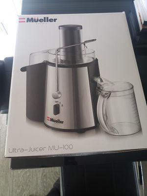 Mueller MU-100 Ultra Juicer for Sale in Kent, WA