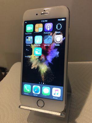 JAILBROKEN IPHONE 6S 64GB UNLOCKED RARE! for Sale in Alexandria, VA