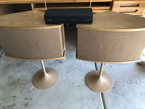 Bose 901's with EQ for Sale in Chula Vista, CA