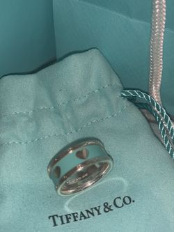 Tiffany &Co Sterling heart ring size 7 never worn for Sale in San Diego,  CA
