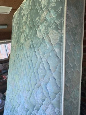 Twin mattress and box spring for Sale in Greensboro, NC