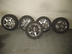 """""""16"""" Chrome Rims & Tires for Sale in Baltimore, MD"""