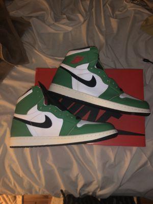 Jordan 1 lucky green sz 11.5 /10 men's for Sale in Melbourne, FL