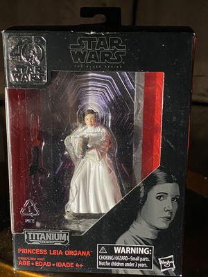 Star Wars The Black Series - Princess Leia Organa for Sale in La Puente, CA