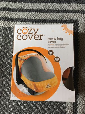 Cozy Cover sun & bug cover for Sale in Portland, OR