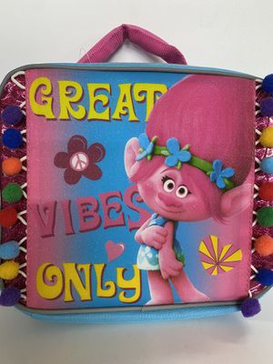Trolls Poppy Lunchbag for Sale in Garden Grove, CA
