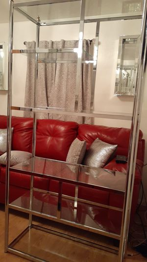 Glass Display Shelving for Sale in St. Louis, MO