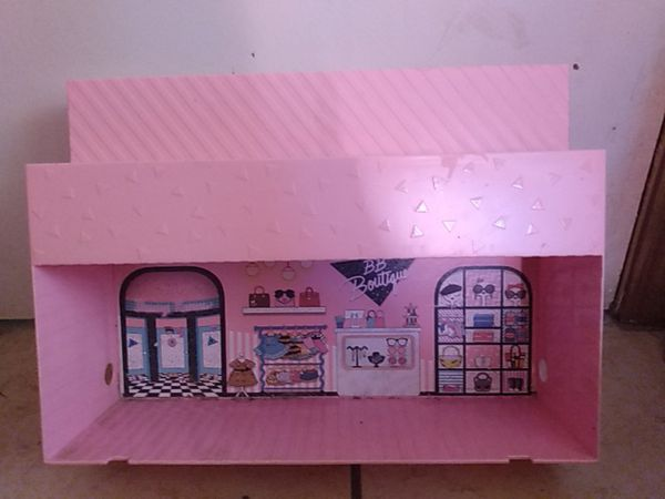 Lol Surprise Doll House