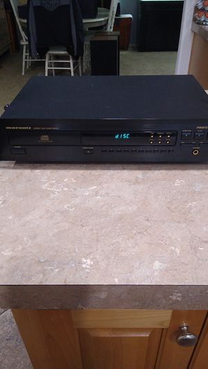 Marantz cd player pmd320 for Sale in Buckley, WA