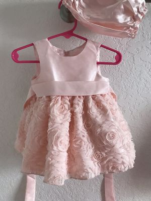 Infant dress w bloomers for Sale in Cypress Gardens, FL