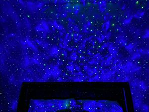Starry Light Projector w/ Built In Bluetooth Speaker for Sale in Englewood, CO