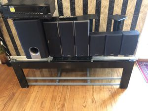Onkyo surrounding sound system for Sale in Ewing Township, NJ