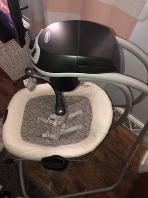 Two in one baby swing and bouncer for Sale in Greensboro, NC