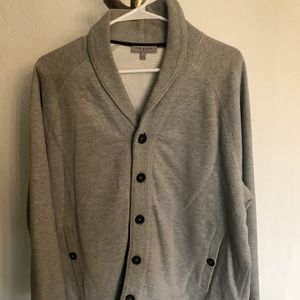 Ted Baker Cardigan Sweater Grey Size 5 for Sale in Paradise Valley, AZ
