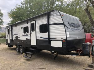 2016 RV 30-foot trailer, Springdale by Keystone, for Sale in Woodinville, WA