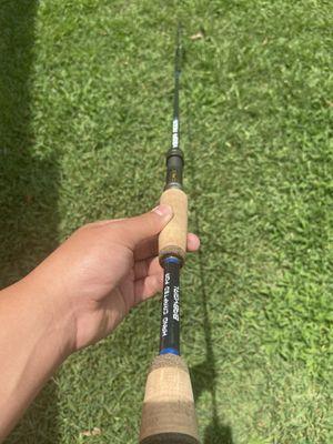 Vega rods (custom inshore fishing rods) for Sale in League City, TX